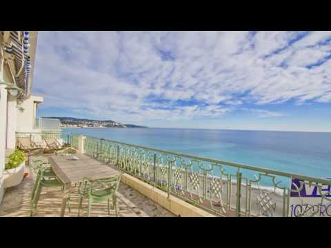 Penthouse Promenade des Anglais Nice - French Riviera