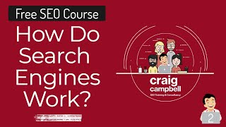 How Do Search Engines Work? Beginners guide to SEO