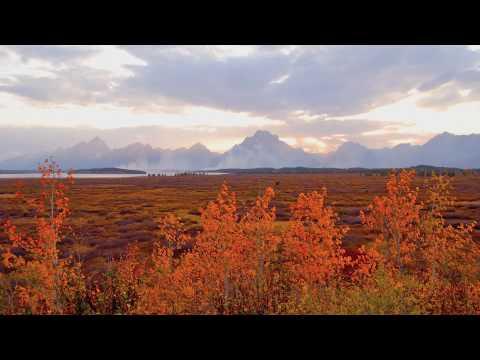 """Eliza Gilkyson - """"Beautiful World"""" - Yellowstone - Tetons"""