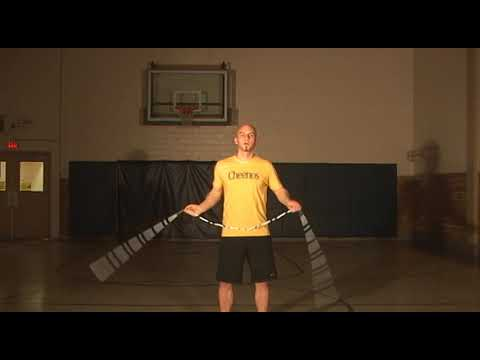 Learn Poi Inspired Skills With A Jump Rope - VideoKast #24