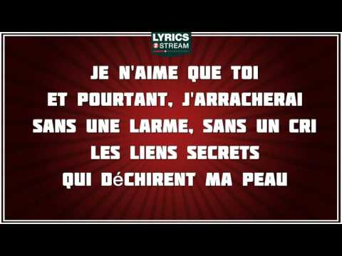 Et Pourtant - Charles Aznavour - paroles