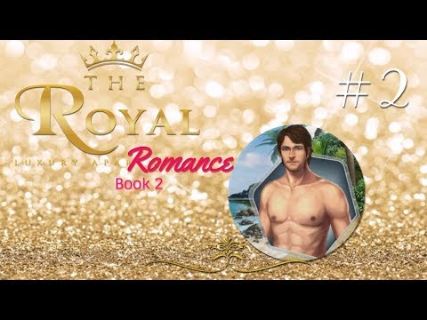The Royal Romance Book 2 Chapter 2 - Drake as Love Interest - Play Choices DIAMONDS USED