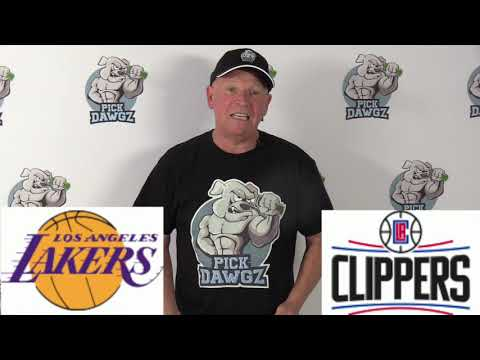 Los Angeles Lakers vs Los Angeles Clippers 3/8/20 Free NBA Pick and Prediction NBA Betting Tips