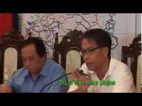 DAY 5  Bohol Earthquake update  October 19 2013 Part 1