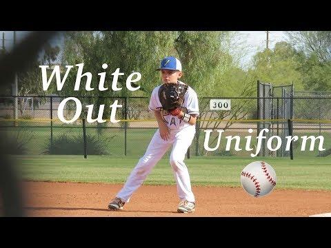 New Baseball Uniform