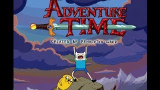 Watch Adventure Time Foot Song video