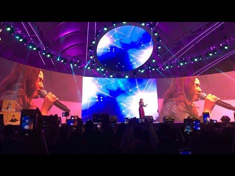 Morissette Amon - Tag Live Concert (Global Village Dubai)