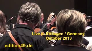 Palladio Karl Jenkins Mandolin Orchestra Ettlingen Estonia Zupforchester Boris Bagger