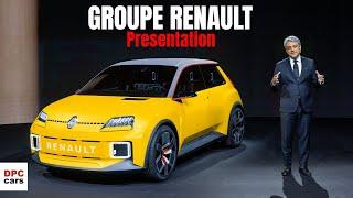 Renault Dacia Tata Alpine Press Conference 2021