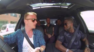 Ride Along With Kevin Hart And Ice Cube | Sketches | The Axis Of Awesome