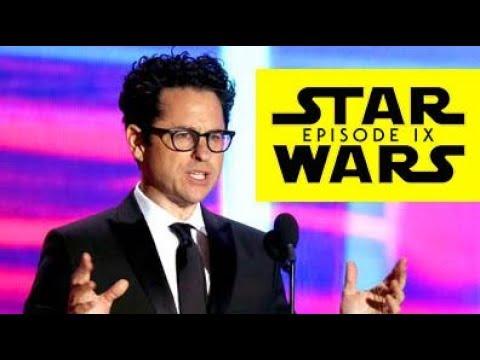 J.J. DOIN' WHAT on STAR WARS EPISODE IX???