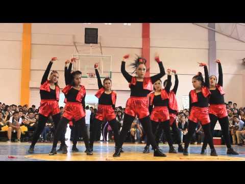 UIC Liberal Arts Modern Dance 2015