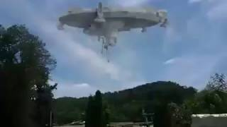 UFO SPOTED IN NEW MARTINSVILLE WV blog