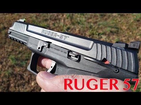 THE NEW RUGER 57! FULL REVIEW