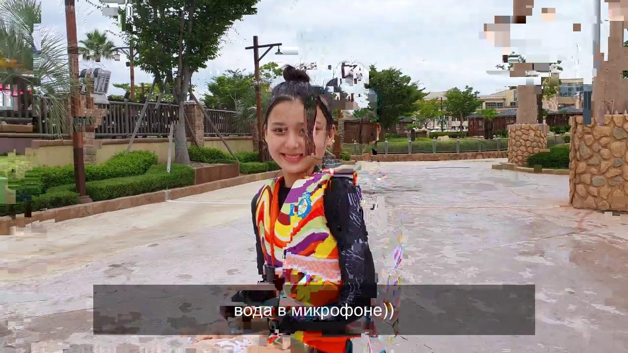 Аквапарк и бамбуковый лес в Корее/ KOREA VLOG/김해롯데워터파크 및 거제도맹중족 테마파크
