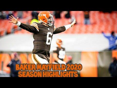 Baker Mayfield 2020 Season Highlights Cleveland Browns