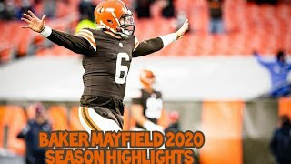 Baker Mayfield 2020 Season Highlights Cleveland Browns