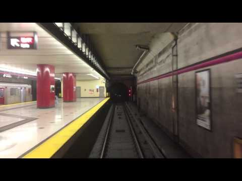 TTC Subway Line 4 full ride | Sheppard Yonge to Don Mills Station