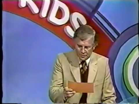 Quiz Kids game  with Jim MacKrell Part 1