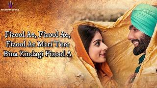 Qubool A (LYRICS) - Sufna | Ammy Virk | Tania | Hashmat Sultana | B Praak | Jaani | New Song 2020