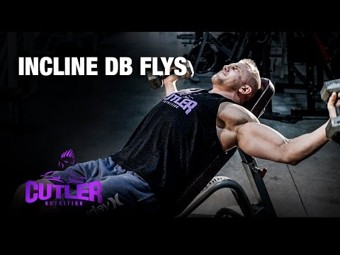 Incline Dumbbell Fly - Cutler Nutrition