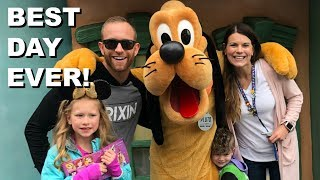 DISNEYLAND SPECIAL!!! | HAPPIEST PLACE ON EARTH! | FAMILY VLOG