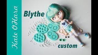 Формы для чипов и пуллрингов для Блайз. Blythe и ICY с AliExpress. Обзор кукольных покупок.