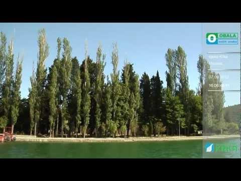 Obala naših unuka: Visovac, NP Krka
