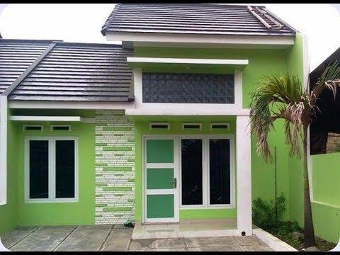 5700 Gambar Rumah Dengan Warna Cat Yang Indah Gratis