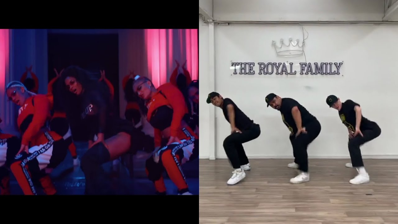 Ciara - Level Up (Original vs New Generation) | ROYAL FAMILY DANCE CREW