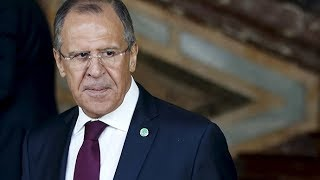 Lavrov holds annual press conference (Streamed Live)