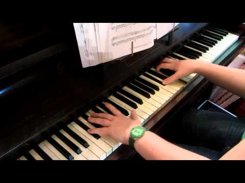 Chariots of Fire piano cover