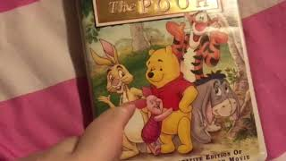My Walt Disney Animation Studios VHS/DVD Collection (Part 2)