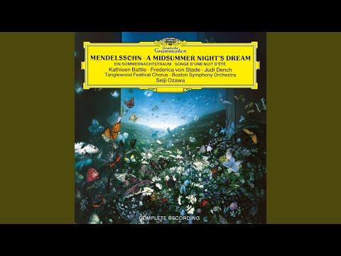 """Mendelssohn: Overture """"A Midsummer Night's Dream"""", Op.21"""