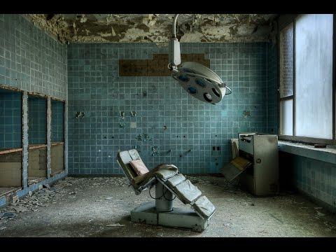 Abandoned CANCER HOSPITAL Pt 3 OPERATING ROOMS