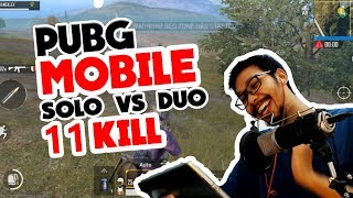 PUBG MOBILE INDO: SOLO VS DUO (VECTOR+VSS)