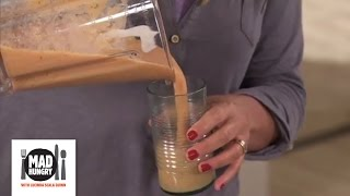 Papaya Mint Smoothie with Yogurt and Honey - Mad Hungry with Lucinda Scala Quinn