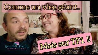 🌺BIENTÔT SUR TF1 !!! {VLOG FAMILLE ZÉRO DÉCHET}🌺140