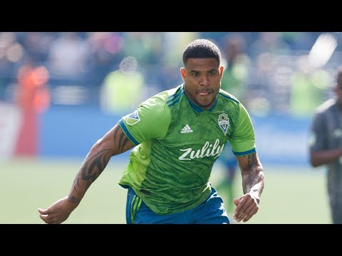 Seattle Sounders - Sounders Fly into MLS Playoffs with Win and #2 Seed