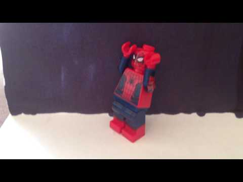 That spidey life lego