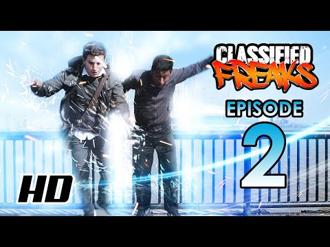 "CLASSIFIED FREAKS | EPISODE 2 ""Trust Your Instincts"" 