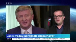 UKRAJINA - Tamější Oligarchové a jejich současná moc