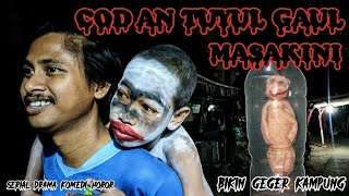 Beli Tuyul Online. Bikin Geger Kampung - Film Pendek Horor Komedi Lucuuuu