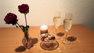 Kurze Videoanleitung: So macht ihr zu Valentinstag Pralinen aus Schokolade