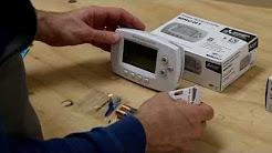 Installation of Remote Controller for a Mitsubishi Mr. Slim mini-split