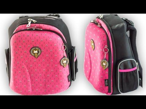 Модный детский школьный рюкзак ранец для мальчика - YouTube