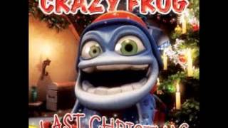 Crazy Frog - Last Christmas Lyrics
