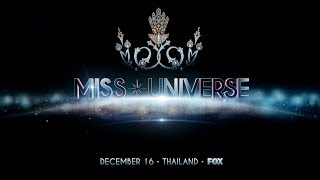 Thailand Officially Launches Miss Universe 2018