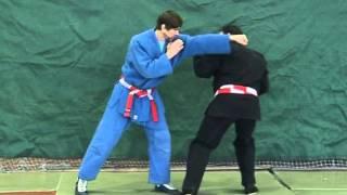 Обучение техники рукопашного боя ч.13