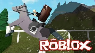 Roblox   Horse Racing Game With No Racing?!?!